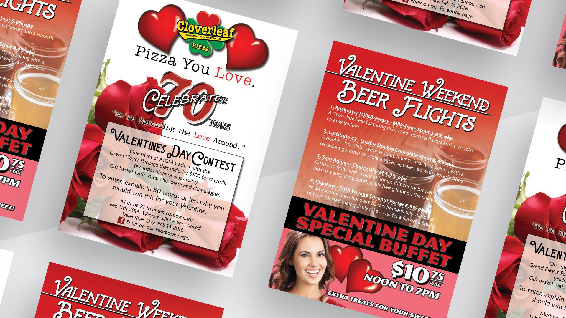 Pizza Promotional Flyer (4)