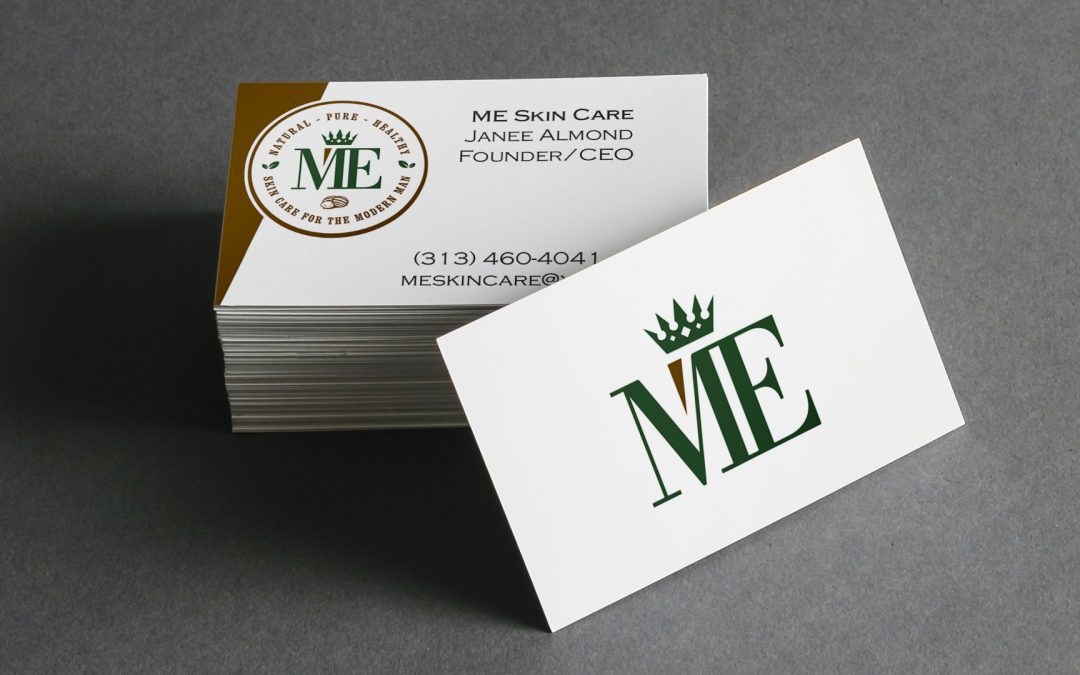 ME – Janee Business Card