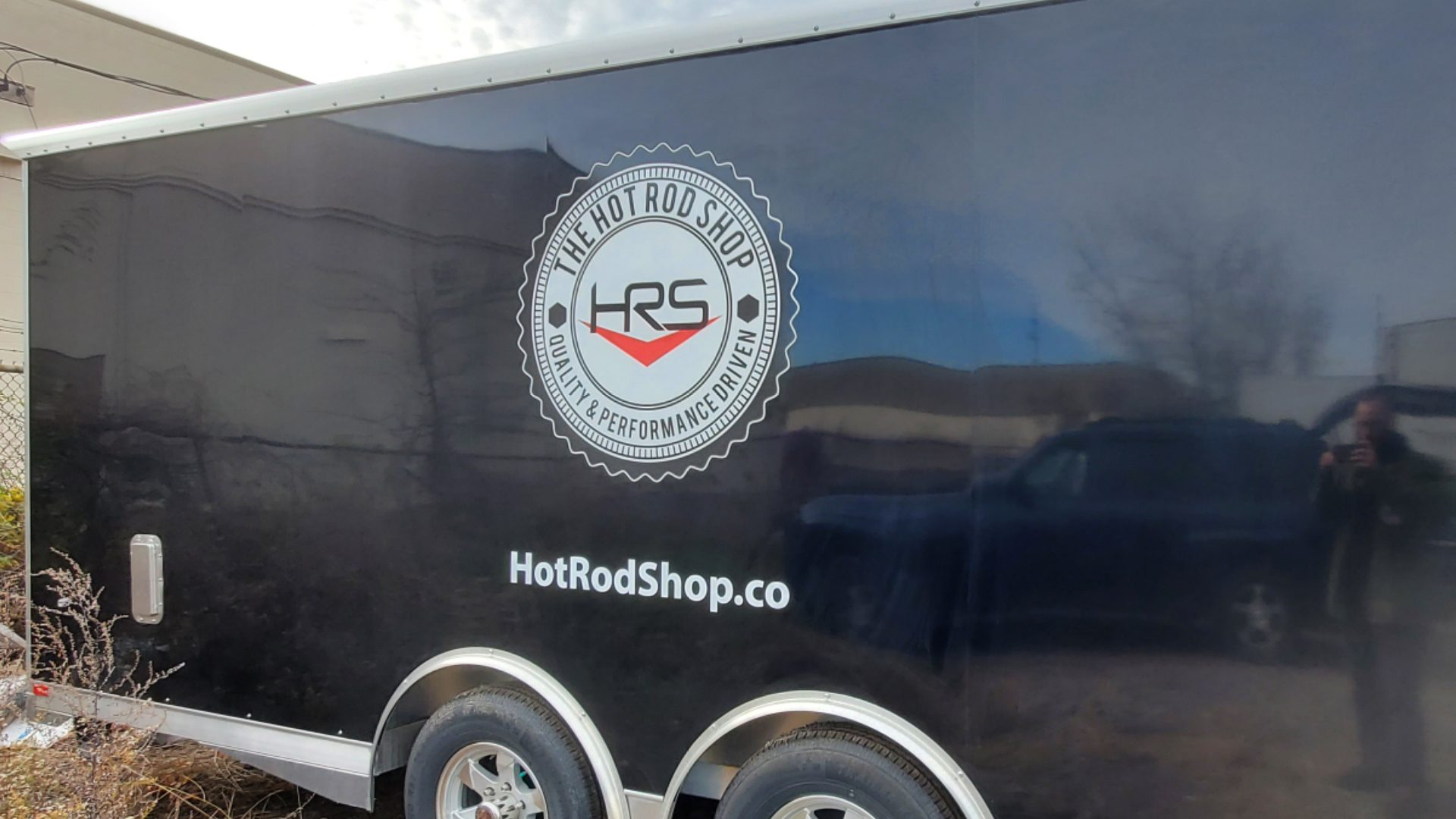 The Hot Rod Shop in Troy Michigan - Car Trailer Vinyl Graphics (6)