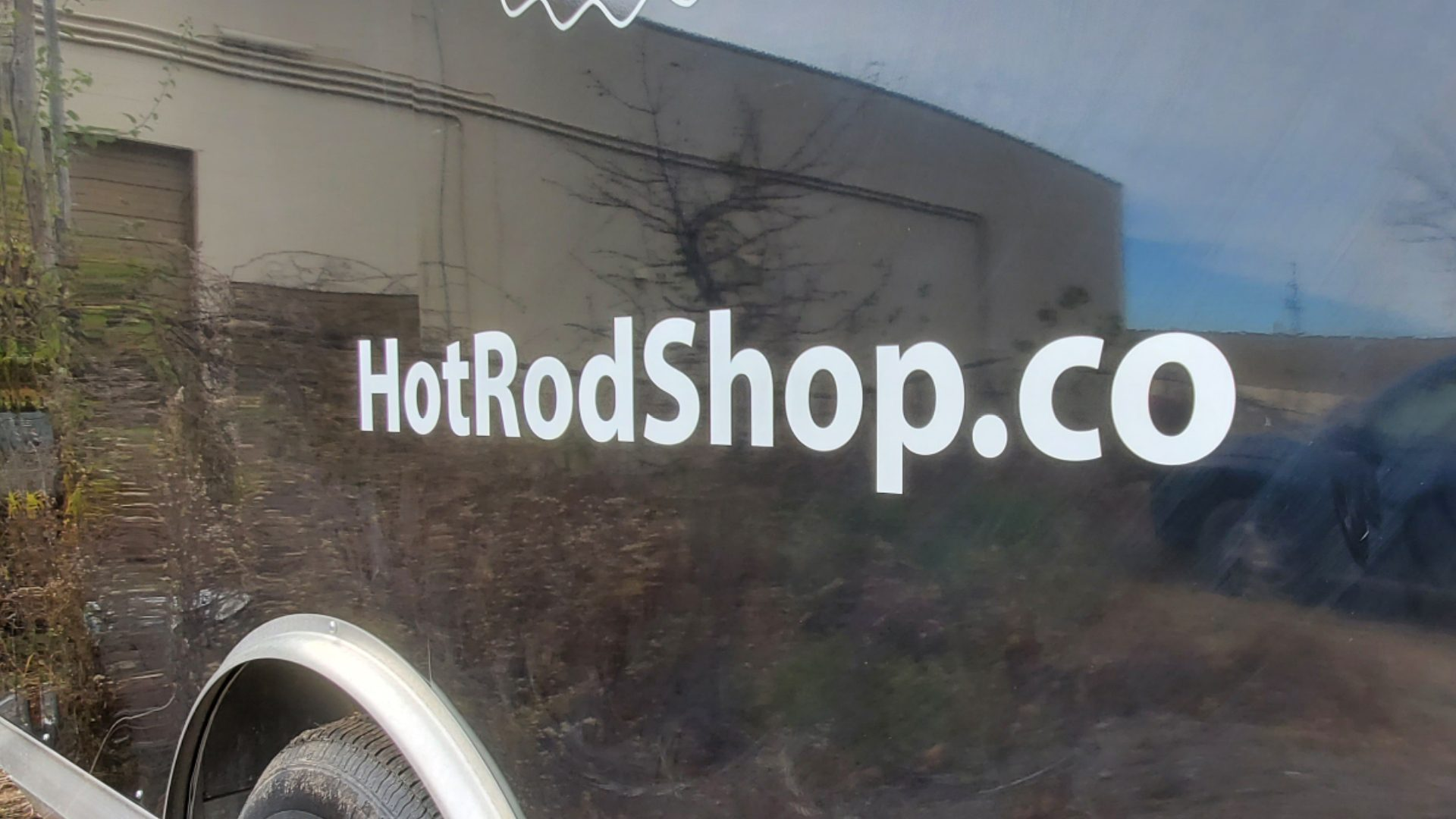 The Hot Rod Shop in Troy Michigan - Car Trailer Vinyl Graphics (8)