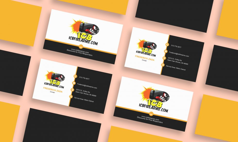 Graphic Design Business Card