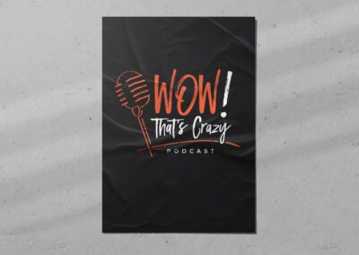 Wow! That's Crazy – Podcast Logo