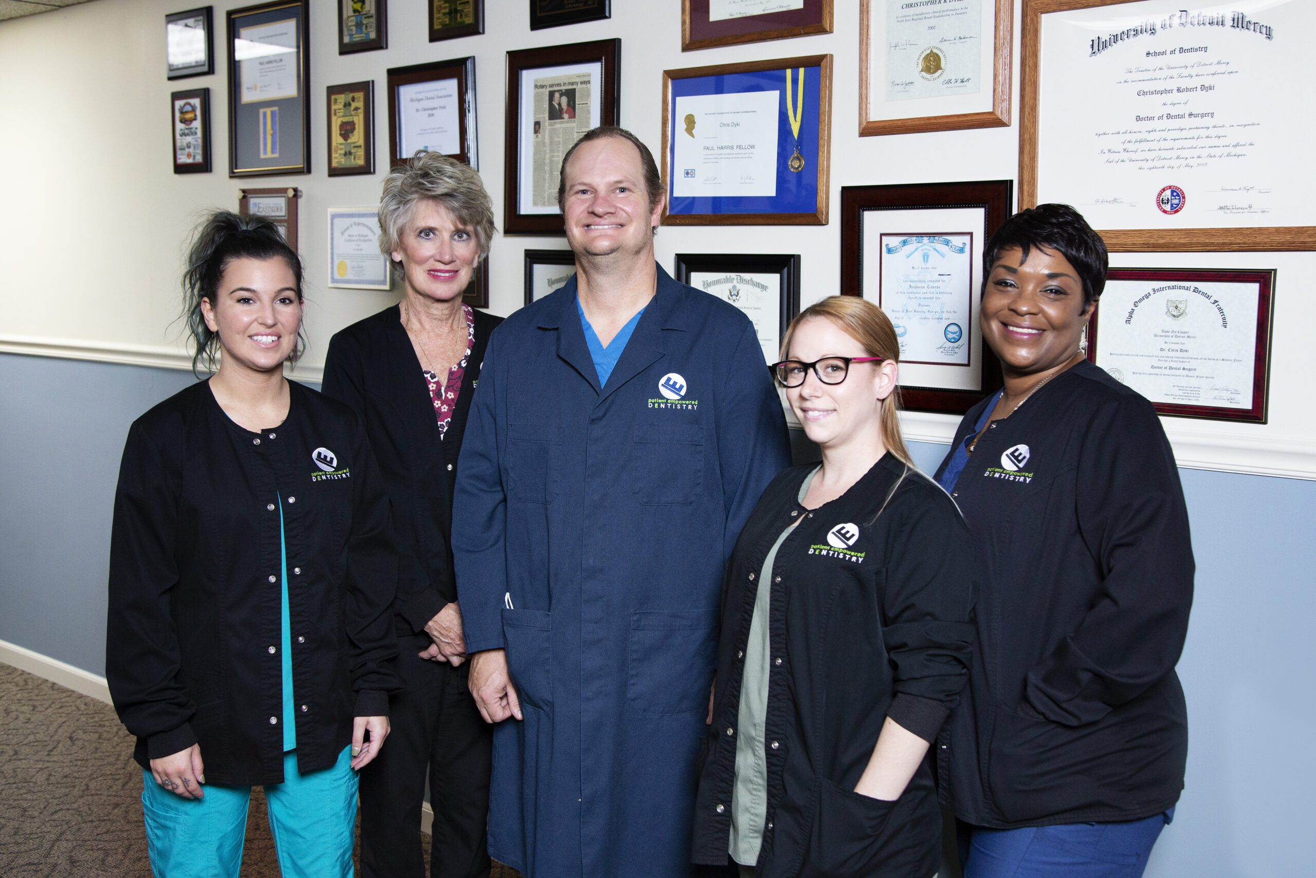 Patient Empowered Dentistry Office Staff